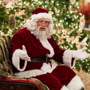 Virtual Santa Visits