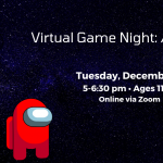 Virtual Game Night: Among Us!