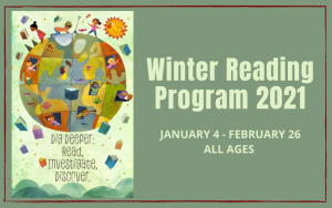 Winter Reading Program 2021