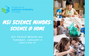 MSI Science Minors: Science at Home