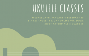 Ukulele Classes