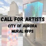 City of Aurora Launches 3 Outdoor Mural Projects