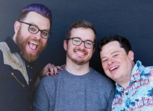 The McElroy Brothers on Crowdcast