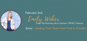 Emily Weber - Leading your Team from Trial to Triu...