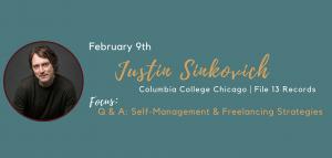 Justin Sinlovich: Q&A Self-Management & Fr...