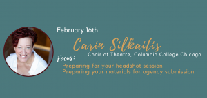 Carin Silkaitis - Preparing for Your Headshot Session | Preparing Your Materials for Agency Submission