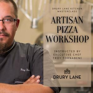 Drury Lane Kitchen Masterclass: Artisan Pizza Workshop