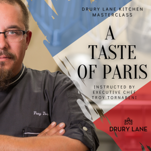 Drury Lane Kitchen Masterclass: A Taste of Paris