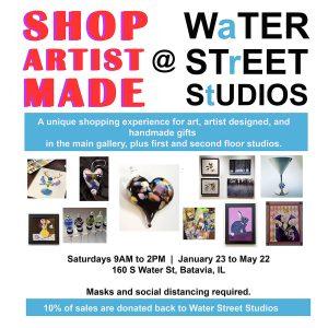 Shop Artist Made at Water Street Studios