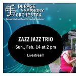 Sunday Serenade Series - ZAZZ Jazz Trio