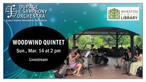 Sunday Serenade Series - DSO Woodwind Quintet