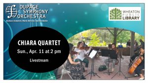 Sunday Serenade Series - Chiara String Quartet