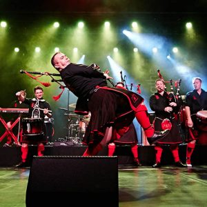 NCC's Virtual Performance Series: Red Hot Chilli Pipers
