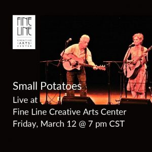 Small Potatoes in Concert