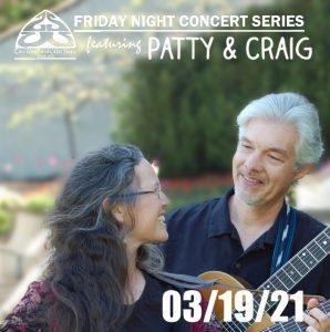 Two Way Street Coffee House--Patty & Craig