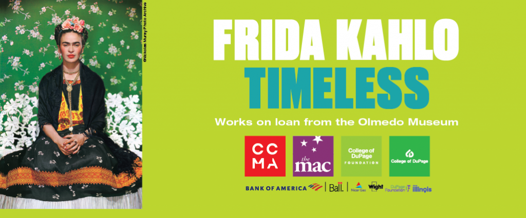 Frida Kahlo Timeless