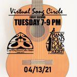 Two Way Street Coffee House--Virtual Song Circle