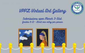 Villa Park Public Library Virtual Art Gallery Sign-Up
