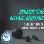 Dynamic Movement 180 Stretch & Strengthen: Dynamic Stretch: Release, Rebalance, Restore