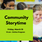 Community Storytime