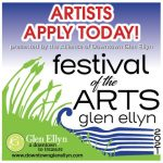 Call-for-Artists: Festival of the Arts Glen Ellyn