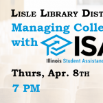 Managing College Costs with ISAC