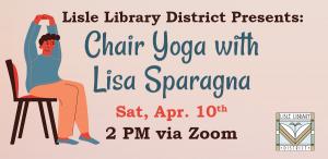 Chair Yoga with Lisa Sparagna