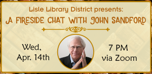 A Fireside Chat with John Sandford