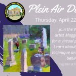 Plein Air Painting Demo with Maggie Capettini