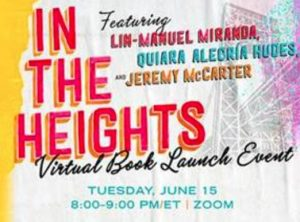 In The Heights - Lin-Manuel Miranda, Quiara Alegría Hudes, and Jeremy McCarter
