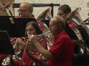 "Naperville Municipal Band Concert: ""NMB Jazz Band""..."