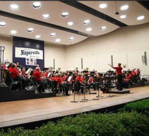 "Naperville Municipal Band Concert: ""Happy Feet"""