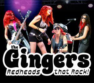 Rock 'n Wheels: The Gingers