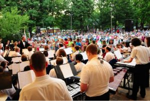 Wheaton Municipal Band Concerts: With A Little Hel...