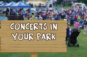 Concerts in Your Park