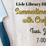 Summertime Appetizers with Chef Maddox