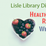 Health & Wellness Resources at LLD!