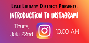 Introduction to Instagram!