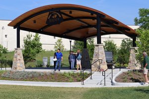 Wagner Pavilion at Frontier Sports Complex