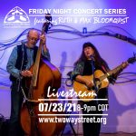 Two Way Street Coffee House - Ruth and Max Bloomquist