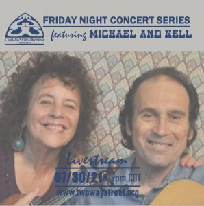 Two Way Street Coffee House--Michael and Nell