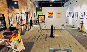 Gary Brown: Comprehensive Art Display