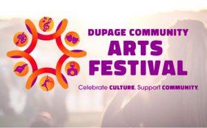 POSTPONED UNTIL SPRING: DuPage Community Arts Fest...