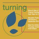 """Turning"" Art Show & Sale"