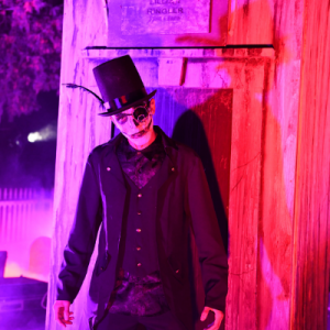All Hallows Eve at Naper Settlement