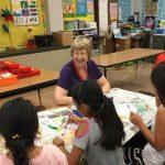 Volunteers needed for art program