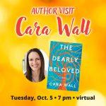 Author Visit: Cara Wall