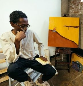 Visiting Artist Series: Jon Veal
