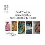 Small Expressions Gallery Reception