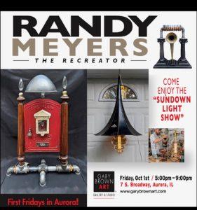 Sundown Light Show featuring Randy Meyers